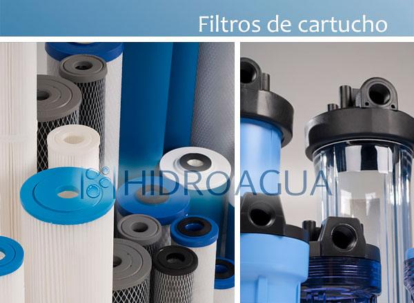 Hidroagua filtros de cartucho for Filtros para estanques baratos